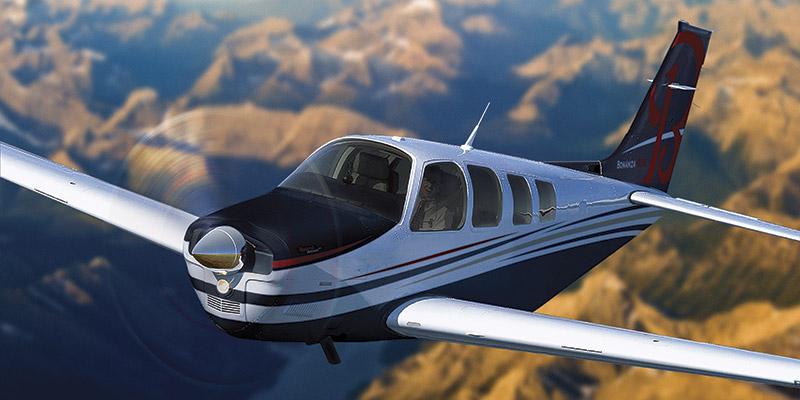 Bonanza g36 Beechcraft bonanza interior replacement